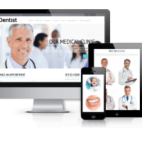 OrdaSoft Joomla Template: Dentist - Dentistry Joomla Template