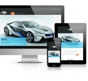 OrdaSoft Joomla Template: Car Template - Joomla Theme