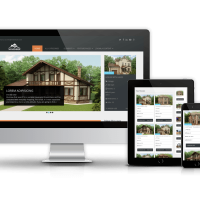 OrdaSoft Joomla Template: Real Estate November 2.0 - Free Joomla template