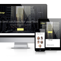 Joomla Premium Template - Chicago - Joomla Business Template