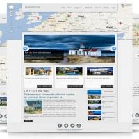 admin Joomla Template: OS Global Estate