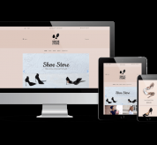Joomla Premium Template - Shoe Store - VirtueMart 3 Template