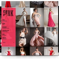 OrdaSoft Joomla Template: OS Pink!