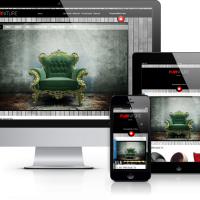 OrdaSoft Joomla Template: OS Furniture