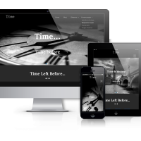 OrdaSoft Wordpress Theme: Time - Creative WordPress Theme