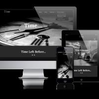 admin Wordpress Theme: Time - Creative WordPress Theme