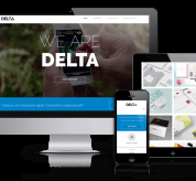 Wordpress Premium Theme - Delta - WordPress  Blog Theme