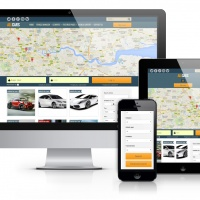 Joomla Premium Template - OS All Cars