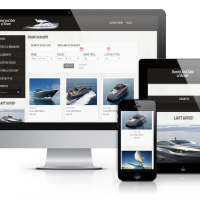 OrdaSoft Joomla Template: OS Boats - template for selling and renting boats and yachts