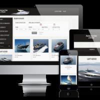 OrdaSoft Joomla Template: Boats - Yacht Marine Joomla Template