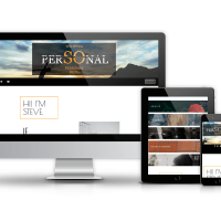Wordpress Premium Theme - Personal - Blog WordPress Theme
