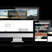 admin Wordpress Theme: Personal - Blog WordPress Theme