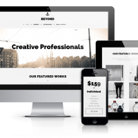 Joomla Premium Template - OS Beyond - Joomla corporate business template