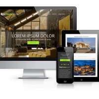 OrdaSoft Joomla Template: Eco House - Joomla Real Estate template