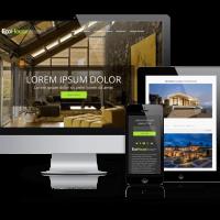 admin Joomla Template: Eco House - Joomla Real Estate template