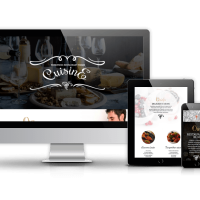OrdaSoft Joomla Template: Cuisine - Joomla Restaurant theme