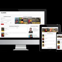 OrdaSoft Joomla Template: Classic - Book Library Joomla Template