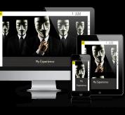 OrdaSoft Wordpress Theme: I Am WordPress Resume Theme
