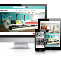 admin Joomla Template: Sweet Home - Real Estate Joomla template