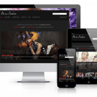 OrdaSoft Joomla Template: OS Be in Fashion