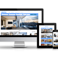 Drupal Free Theme - Hostel - Free Drupal Real Estate Theme