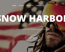 balbooa Joomla Template: Harbor
