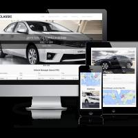 OrdaSoft Joomla Template: Classic - Car Joomla Template