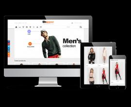 OrdaSoft Joomla Template: Shopper - Joomla Virtuemart Template