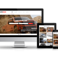 Drupal Premium Theme - Autodealer - Car Dealer Drupal Theme