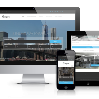 Joomla Templates: OS Empire - modern and powerful Joomla real estate template