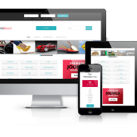 Joomla Premium Template - Ad Board - Classified Joomla template