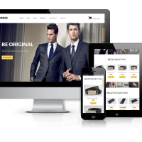 OrdaSoft Wordpress Theme: Stylishness - WordPress eCommerce Theme