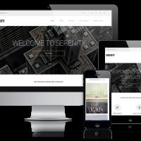 OrdaSoft Joomla Template: Serenity - Modern Website Template