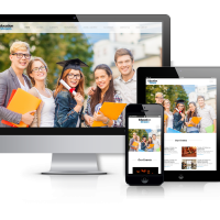 OrdaSoft Joomla Template: EducationStreem - Joomla Education Template