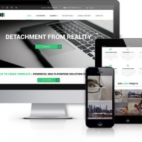 OrdaSoft Joomla Template: Credo - business Joomla template