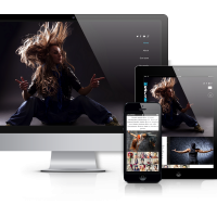Joomla Premium Template - HeartBit - Creative Website Template