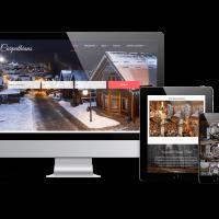 OrdaSoft Joomla Template: Carpathians - Resort & Hotel Joomla template