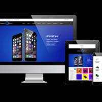 OrdaSoft Joomla Template: Gadgets Store - Virtuemart Joomla template