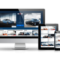 OrdaSoft Joomla Template: Used Cars - Automotive Joomla Template