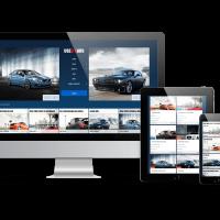 admin Joomla Template: Used Cars - Automotive Joomla Template