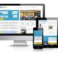 OrdaSoft Joomla Template: Booking - Real Estate Joomla template
