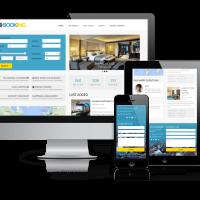 admin Joomla Template: Booking - Real Estate Joomla template