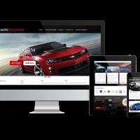admin Joomla Template: Auto Dealership - Car Joomla Template