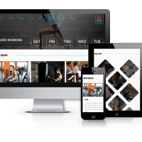 admin Wordpress Theme: Sport Club - Sports WordPress Theme