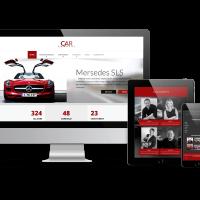 OrdaSoft Drupal Theme: Car Company - Drupal Responsive Theme
