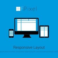 OrdaSoft Joomla Template: Flat Pixel - Creative Portfolio Template