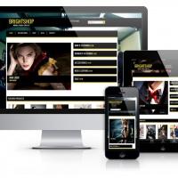 OrdaSoft Joomla Template: OS BrightShop