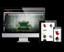OrdaSoft Joomla Template: Furniture - Joomla Virtuemart Template