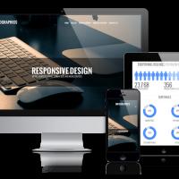 OrdaSoft Joomla Template: Infographics - Modern Portfolio Joomla Template
