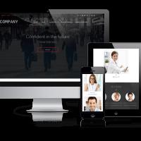 OrdaSoft Joomla Template: Company - Business Joomla template